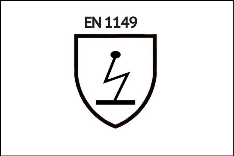 przewodnik porękawicach oznakowanie przedenergią elektryczną