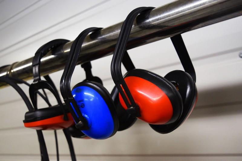 Hałas wśrodowisku pracy ochronniki słuchu