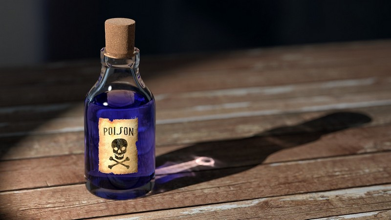Chemikalia tozadanie dla BHP czyOŚ?