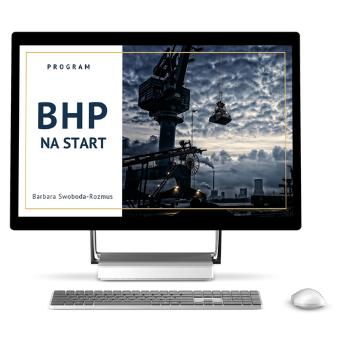 """PROGRAM """"BHP na start"""" 100 materiałów w 31 dni"""
