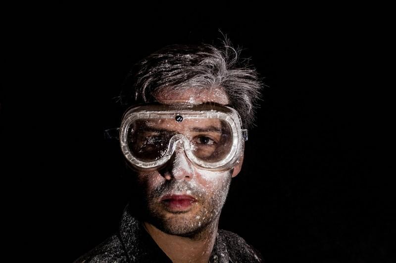 Okulary ochronne akorekcyjne