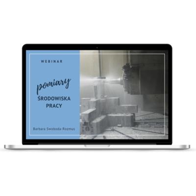 Webinar Pomiary środowiska pracy