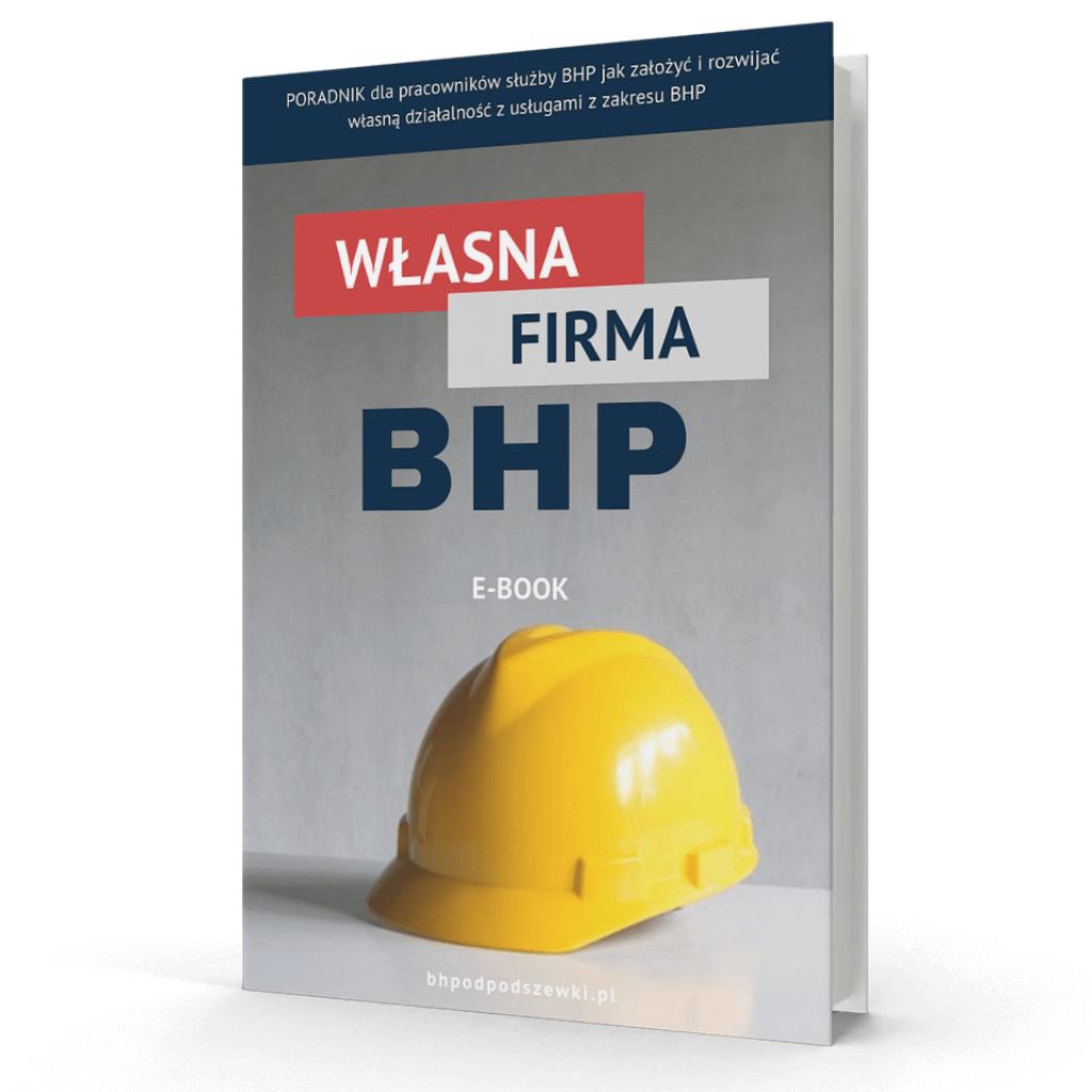 """Własna firma BHP"" e-book 2"