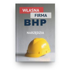 """""""Własna firma BHP"""" narzędzia"""