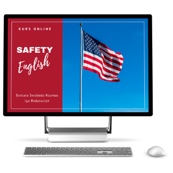 "Kurs online ""Safety English"""